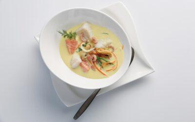 Bremerhavener Fischsuppe