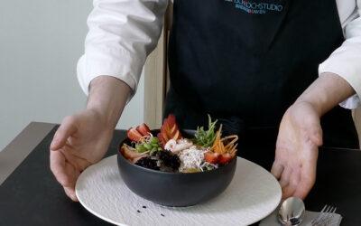 """Koch-Tutorial –  Bowl """"Seefischkochstudio"""""""